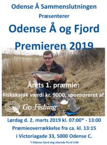 Odense Å og Fjord Premieren 2019